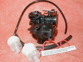 Carburetor Kit For Briggs & Stratton 300E 450E 08P502 8P502 593261 59197... - $15.23