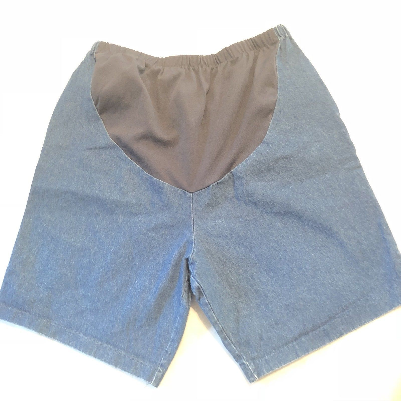 a76a8f8ecebe1 New Additions Maternity Shorts Size 10 Denim and 50 similar items