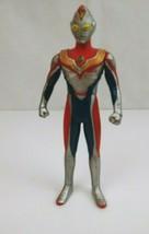 "2000 Ultraman Dyna Figure Ultra Hero Series 6.5"" Bandai Japan Vinyl Figure - $9.74"