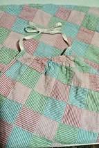 Gymboree Girl's Halter Tie Up Dress Geometrical Striped Diamonds Size 12 - $6.86