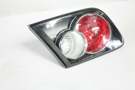 06-07 MAZDA MAZDASPEED 6 SEDAN REAR DRIVER LEFT INNER TAIL LIGHT LENS J9399 - $53.89