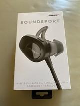 Bose SoundSport Wireless Neckband Wireless Headphones - Black PACKAGE BOX ONLY - $8.05