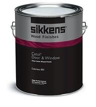 PPG ProLuxe Door and Window Wood Finish, 1 Quart, 009 Dark Oak