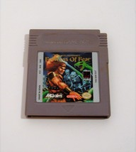 Fortress of Fear: Wizards & Warriors X Nintendo Game Boy  - $10.95