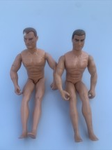 1992 Hasbro pawtucket 2 G I Joe dolls - $14.85