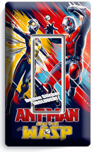 Ant Man And The Wasp Small Superheroes 1 Gfci Light Switch Wall Plate Room Decor - $11.99