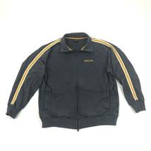 Vintage Nautica Wettbewerbe Reißverschluss Jacke Sweatshirt Größe XL Bann Out - $44.66