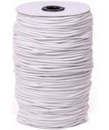"Round Elastic Trim / Stretch Bungee String (2mm - 3mm 1/8"" cord) for Face Mask - $12.82 - $158.35"