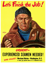 Decor Poster.Graphic Design.Merchant Marine Washington DC.Home Wall Art.... - $11.30+
