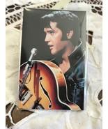Elvis Presley Magnet Music Souvenir King Of Rock And Roll Black Jacket G... - $5.52