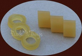 SIX Replacement Rubber Bands to Repair Uneeda Dollikin 2S Arms, Waist & Legs - $5.93