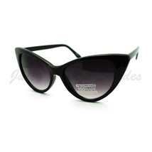 Womens Cateye Sunglasses Vintage Sexy Fashion Eyewear - $7.95