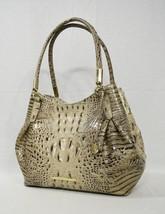 NWT Brahmin Judith Leather Tote / Shoulder Bag in Barley Melbourne - $349.00