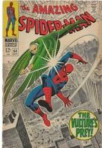 Amazing Spider-Man #64 ORIGINAL Vintage 1968 Marvel Comics Vulture - $116.72