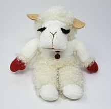 "11"" AURORA 2010 BABY LAMB CHOP STUFFED ANIMAL PLUSH TOY CLASSIC MEDIA DO... - $28.05"
