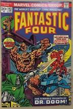 FANTASTIC FOUR #143 (1974) Marvel Comics VG+ - $9.89