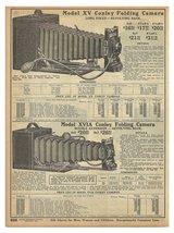 Conley Folding Camera AD Original Period Sears 1914 Photography Cameras ... - $15.99