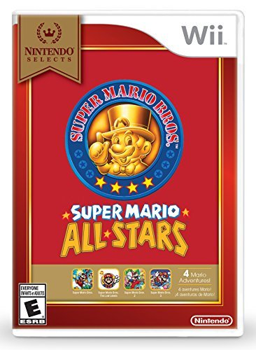 Nintendo Selects: Super Mario All-Stars [video game]