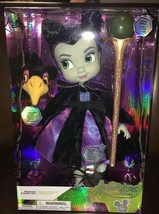 Disney D23 Expo 2019 Maleficent Animator Doll Limited of 700 New with Box - $301.83