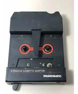 Vintage Sparkomatic 8 track Cassette adaptor made in Japan - $44.55