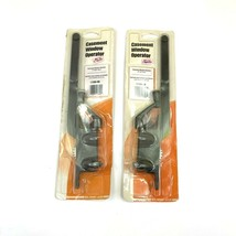 "Pair of Right & Left Hardware Wood Casement Window Operator 9"" 17390-RB ... - $24.31"