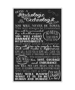 Radiological Technologist Wall Art Decor – Graduation Gift for X-Ray Tec... - $18.32