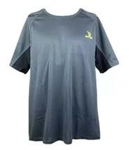 Beroy- Men's XL Grey Running Shirt With Back Pockets - $12.16