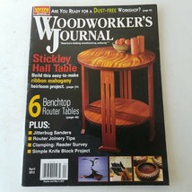Woodworkers Journal April 2012 Volume 36 Number 2 - $13.43