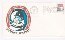 Spacelab 1 Columbia Shuttle Launch Kennedy Spc Ctr, Florida 11/28/1983 - $1.78
