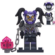 Ultra Violet Ninjago Sons of Garmadon Minifigures Block Toy Gift for Kids - $2.75