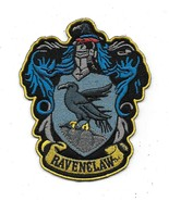 Harry Potter House of Ravenclaw Crest Logo Large Version Embroidered Pat... - $8.79