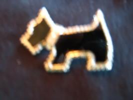 Black Scottie Dog Pin - $9.89