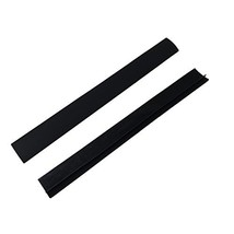 Silicone Home & Stove Counter Gap Covers - Black Set of 2 - $13.16
