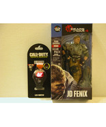 GEARS OF WAR 4 JD FENIX FIGURE + CALL OF DUTY LED WATCH + DISHONORED 2 T... - $23.38