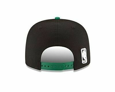 New Era NBA Boston Celtics 9Fifty Original Fit Black 2Tone Snapback Cap
