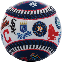 Franklin Sports 30 Club Baseball Teeball - Soft Strike - 30 Club Logo Ba... - $22.76