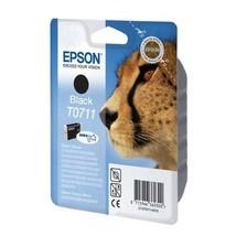 Epson T071140 Black Inkjet Cartridge (Cheetah) - $30.74