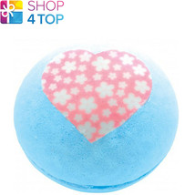 LOVE ABOVE BATH BLASTER BOMB COSMETICS CHERRY JASMINE HANDMADE NATURAL NEW - $5.83