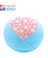 LOVE ABOVE BATH BLASTER BOMB COSMETICS CHERRY JASMINE HANDMADE NATURAL NEW - $5.54