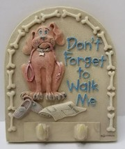 Spoontiques Leash Holder, Don't Forget to Walk the Dog Wall Plaque  - $10.95