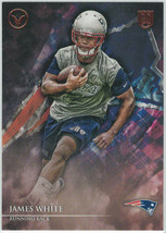 2014 Topps Valor #114 James White Rookie RC Patriots - $1.99