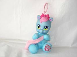 "2008 My Little Pony Rainbow Dash Hasbro Vinyl Head Plush Toy 8"" - $14.85"