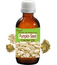 Pumpkin Seed Pure Natural Carrier Oil- 5 ml to 250 ml Cucurbita pepo by Bangota - $8.47+