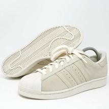 Adidas Superstar Rt Mono Perf Paquete S79477 Tiza Blanco Off Talla 8.5 O... - $127.27