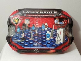 Laser Battle The Art of Laser Warfare Board Game, 2006 Toy of the Year W... - $10.44