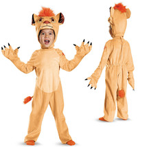 Toddler The Lion Guard Kion Deluxe Costume - $24.74