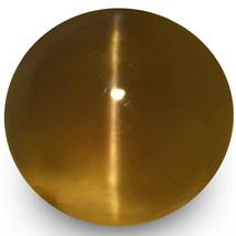 IGI Certified MADAGASCAR Chrysoberyl Cat's Eye 4.09 Cts Natural Untreate... - $3,579.00