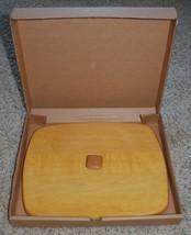 New Longaberger Precious Treasures Basket Lid, W/ Box - $30.84