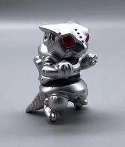 Max Toy Silver Metallic Mini Mecha Nekoron image 1
