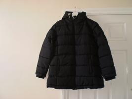 """Jacket""""Lee Cooper"""" Long Padded Jacket Ladies Black Size: 18 (UK) XXL, Eu... - $59.90"""